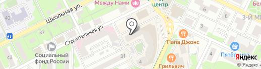 Морева отчетов на карте Видного