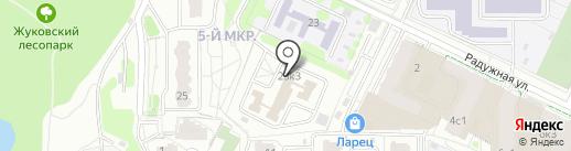 Государственная жилищная инспекция Московской области на карте Видного