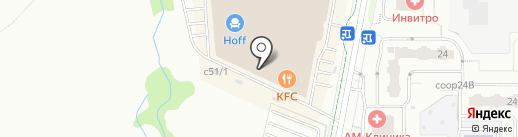 Брудер на карте Мытищ