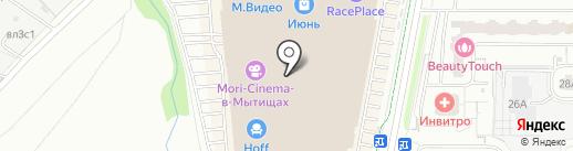 Tele2 на карте Мытищ