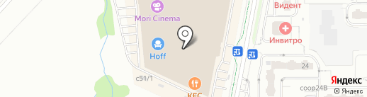 Incanto на карте Мытищ