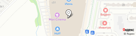 Piccolo на карте Мытищ