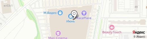 Lina на карте Мытищ