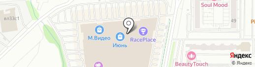 Chkalov на карте Мытищ