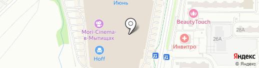 Famozo на карте Мытищ