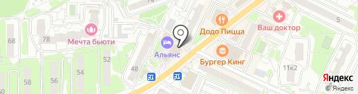 Рублевские колбасы на карте Видного
