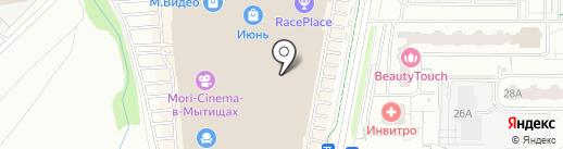 Vangold на карте Мытищ