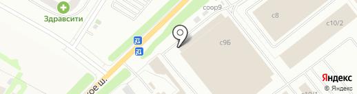 БалтБет на карте Домодедово