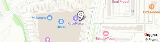 Терминал по обмену монет, мелочи на карте Мытищ