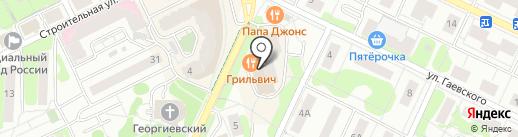 Vidnoe.NET на карте Видного