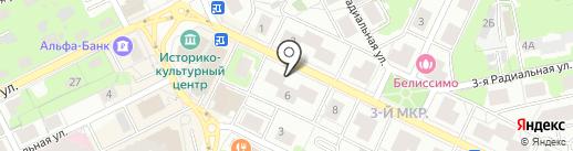 Престиж на карте Видного