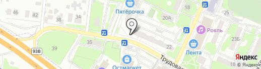 1plitka на карте Мытищ