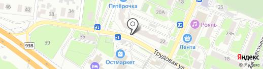 Донатор на карте Мытищ