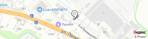 КРОВЕЛЬНЫЙ ПИРОГ на карте Новороссийска