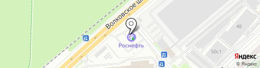 Банкомат, Всероссийский банк развития регионов на карте Мытищ