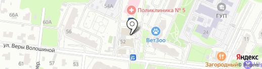 Платежный терминал, Энерготрансбанк на карте Мытищ