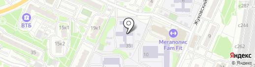 Детский сад №39, Ромашка на карте Видного