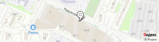 ТехСтрой на карте Видного
