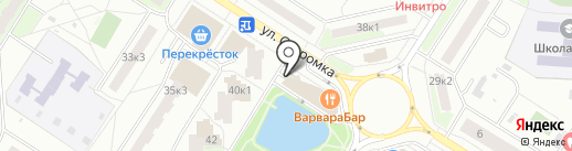 Grand-flora на карте Мытищ