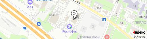 ИТПром на карте Мытищ