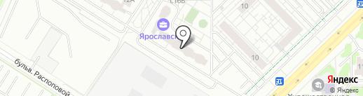 Покраска-Сервис на карте Мытищ