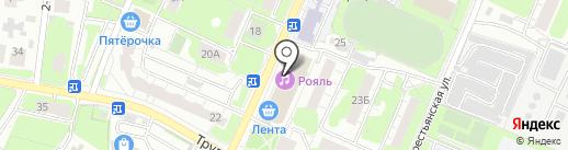 Интер-Эко на карте Мытищ