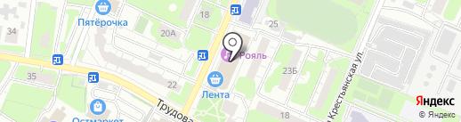 АЙКРАФТ на карте Мытищ