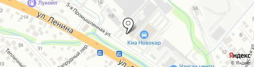 20 Тонн на карте Новороссийска