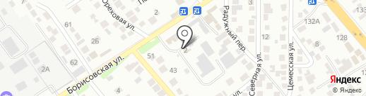 Торгово-производственная компания на карте Новороссийска