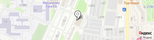 Атак на карте Видного
