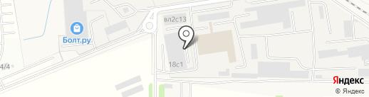 Интерком-сервис на карте Совхоза имени Ленина