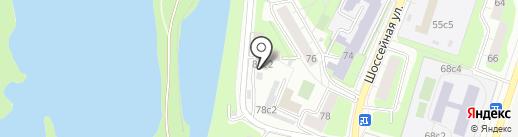 Smontagomme на карте Москвы