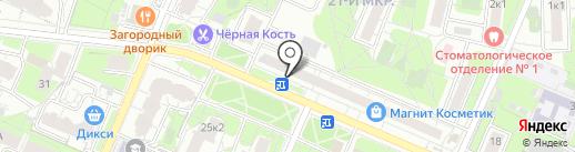 Компания на карте Мытищ