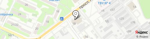 Dfoto на карте Видного