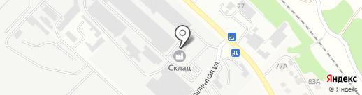 Новороссийск Транс Маркет на карте Новороссийска