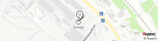 Байкал-Сервис на карте Новороссийска