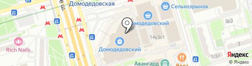 Baon на карте Москвы