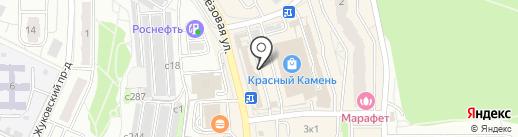 Пекарня на карте Видного