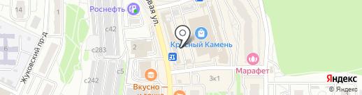 МегаФон на карте Видного