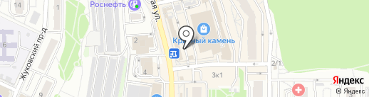 Магазин товаров для дома на карте Видного