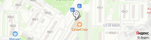 Sex Shop Moscow на карте Мытищ
