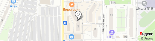 MaxAlex на карте Видного