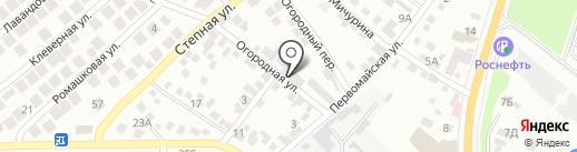 Транснефть-Охрана на карте Новороссийска