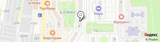 Vnailstudio на карте Видного