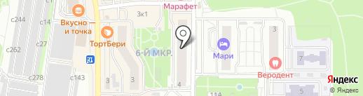 МейТан на карте Видного