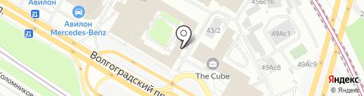 Торрини Бьюти на карте Москвы