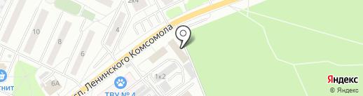 Дивавин и Компания на карте Видного