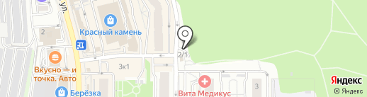 Тадаяма на карте Видного