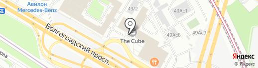 ЮТА-НН на карте Москвы