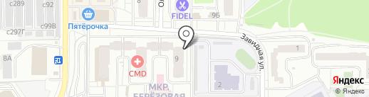 Я Сам на карте Видного